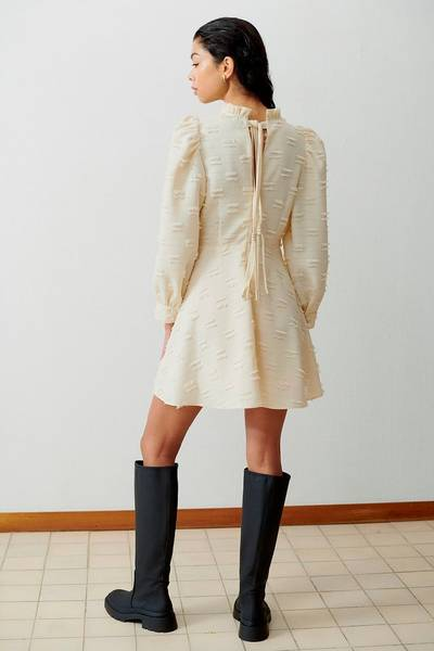 Bilde av Hofmann Elisa Dress Creme