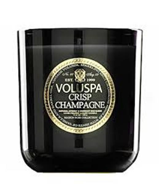 Bilde av Voluspa Boxed Candle Crisp