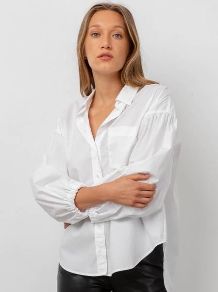 Bilde av Rails Winnie Shirt White
