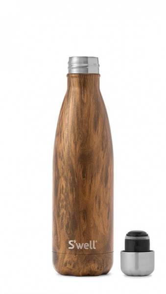 Bilde av S'well Bottle Teakwood 500ml