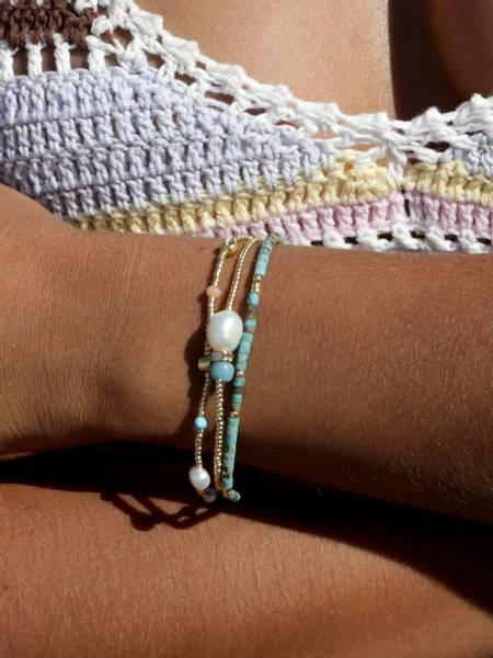 Bilde av Anni Lu Sun Stalker Bracelet